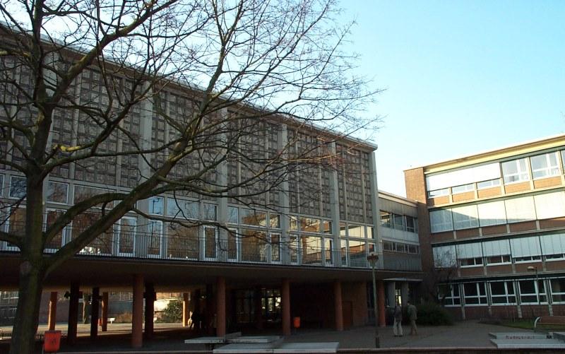 Humboldt Gymnasium in Düsseldorf