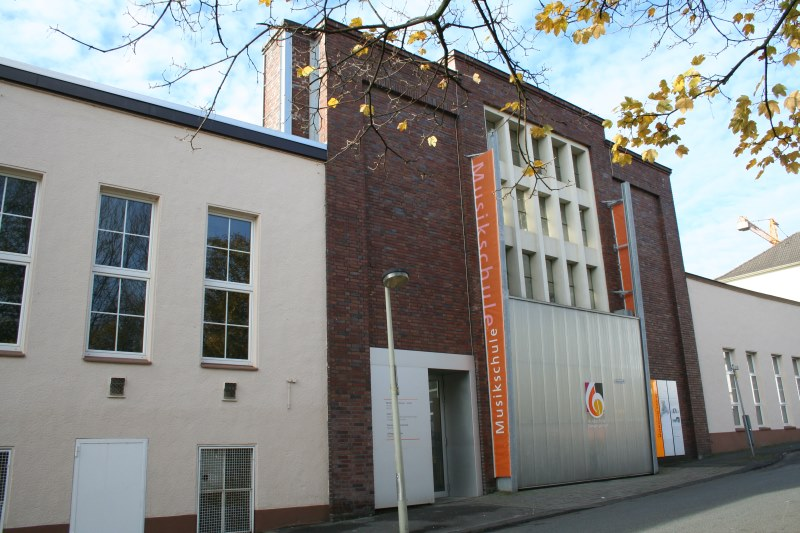 Musikschule in Solingen