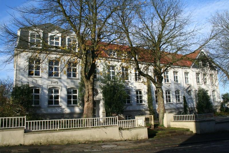 Lehrerseminar Mangenberg in Solingen