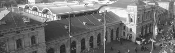 Bahnhof // Mainz
